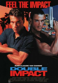 Double Impact main cover