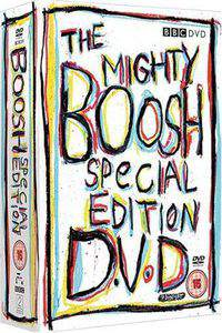 The Mighty Boosh movie cover