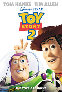 Toy Story 2 main cover