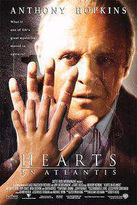 Hearts in Atlantis main cover