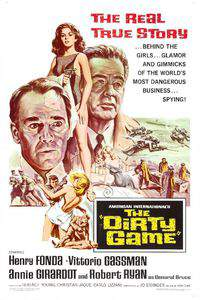 The Dirty Game main cover