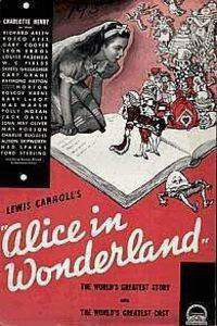Alice in Wonderland main cover