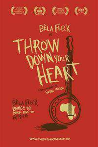 Throw Down Your Heart main cover