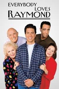Everybody Loves Raymond movie cover
