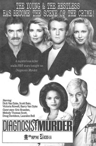 Diagnosis Murder movie cover