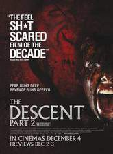 the_descent_part_2 movie cover