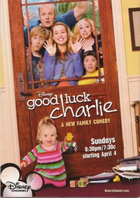 Good Luck Charlie movie cover