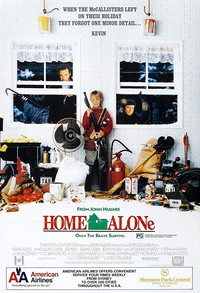 Home Alone main cover