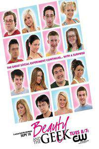 Beauty and the Geek movie cover
