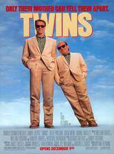 twins movie cover