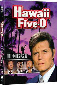 Hawaii Five-O movie cover