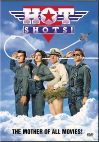 Hot Shots! main cover