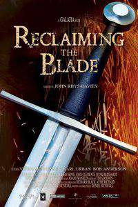 Reclaiming the Blade main cover