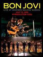 bon_jovi_live_at_madison_square_garden movie cover