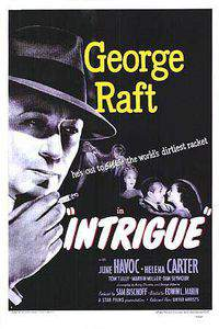 Intrigue main cover