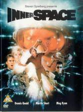 innerspace movie cover