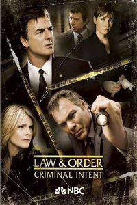 Law & Order: Criminal Intent movie cover