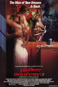 A Nightmare on Elm Street Part 2: Freddy's Revenge main cover