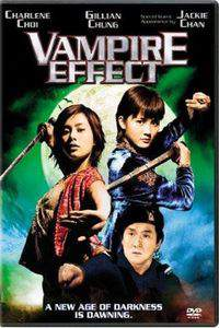 Vampire Effect main cover