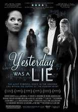 yesterday_was_a_lie movie cover