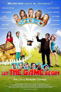 Let the Game Begin main cover