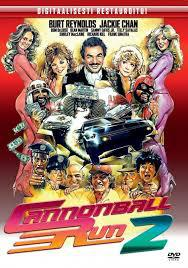 Cannonball Run II main cover