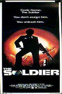 The Soldier main cover