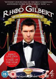 Rhod Gilbert and the Award-Winning Mince Pie main cover