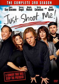 Just Shoot Me! movie cover