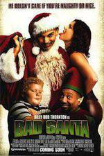 Bad Santa trailer image