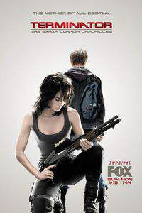 Terminator: The Sarah Connor Chronicles movie cover