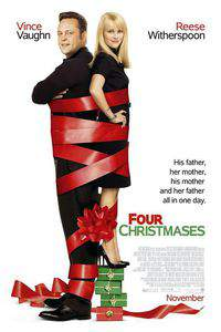 Four Christmases main cover