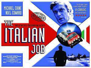 the_italian_job movie cover