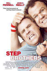 Step Brothers main cover
