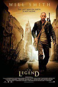 I Am Legend main cover