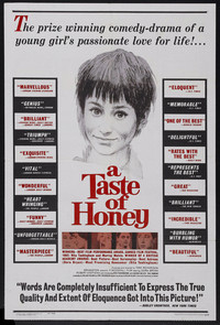 A Taste of Honey main cover