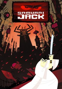 Samurai Jack movie cover