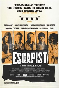 The Escapist main cover