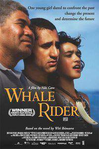 Whale Rider main cover