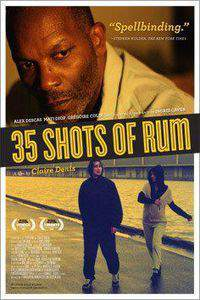 35 rhums (35 Shots of Rum) main cover