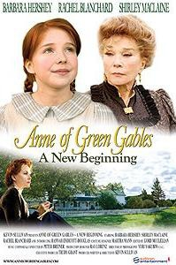 Anne of Green Gables: A New Beginning main cover