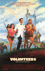 volunteers_1985 movie cover