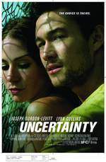 uncertainty movie cover