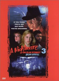 A Nightmare on Elm Street 3: Dream Warriors main cover