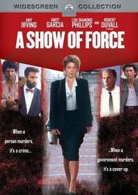 A Show of Force main cover