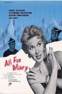 All for Mary main cover