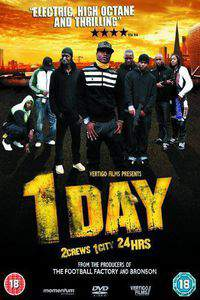 1 Day main cover