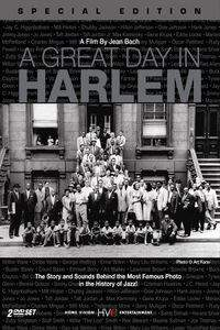 A Great Day in Harlem main cover