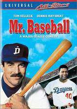 mr_baseball movie cover