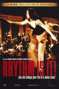 Rhythm Is It! main cover